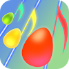 Music Egg Beater - mp3 rhythm game